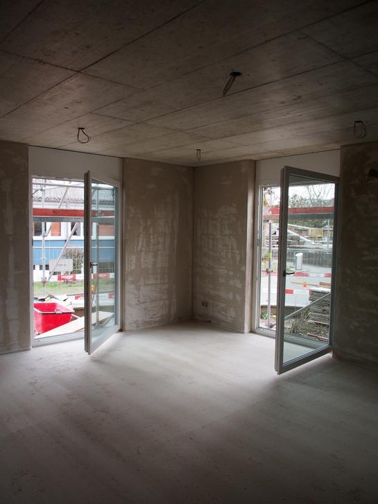 3.5- Zimmer Neubauwohnung 4