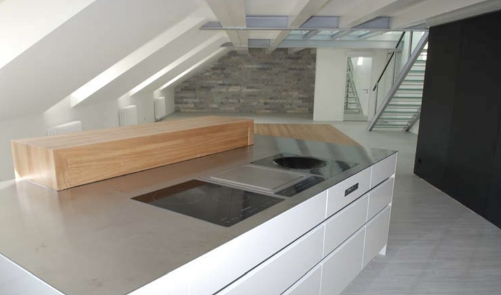 Penthouse mit privater Dachterrasse  3