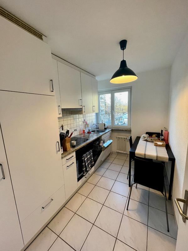 3 Zimmer Wohnung in Zürich 4
