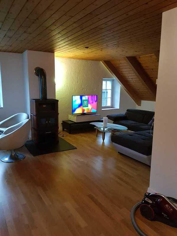 2 Zimmer Dachwohnung 8700 Küsnacht