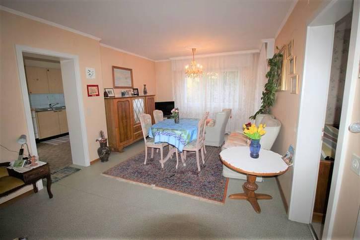 4.5-Zimmerwohnung in Muraz Sierre 3960