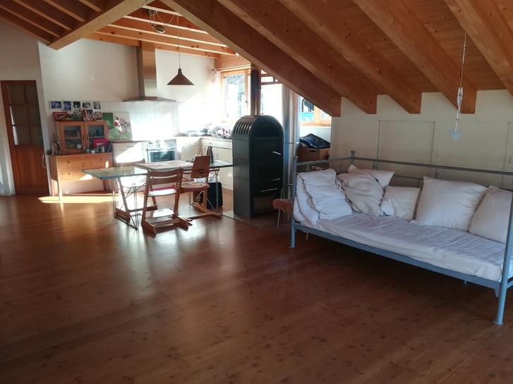 Helle freundliche Etagenwohnung in ruhiger Lage 3937 Baltschieder
