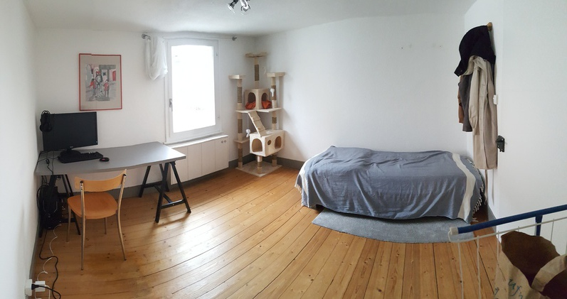 Möbilierte 4 Zimmer Wohnung zur befristeten Untermiete 4