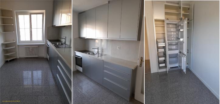 3,5 Zimmer, 62 m² Frisch renovierte Wohnung  4142 Münchenstein