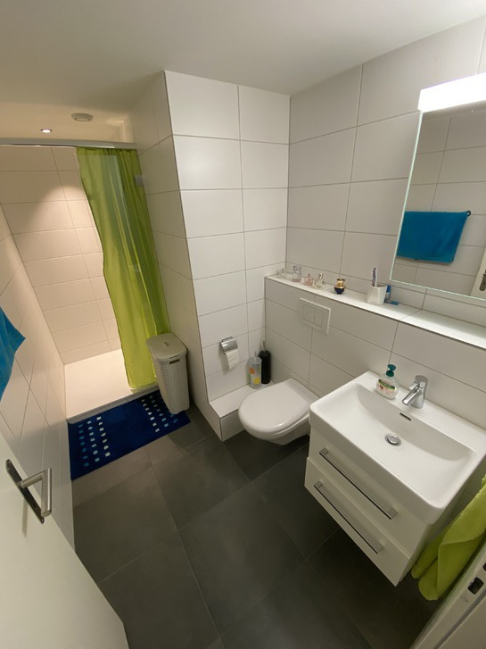 Moderne, möblierte Single Wohnung im Gundeli - nähe Bahnhof SBB 2