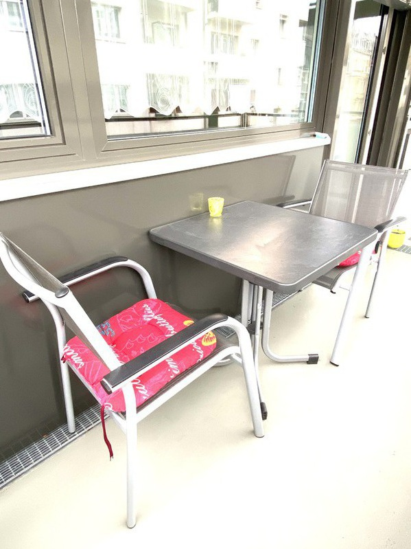 Moderne, möblierte Single Wohnung im Gundeli - nähe Bahnhof SBB 4