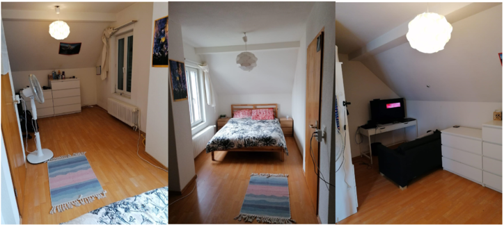Grosszügiges WG-Zimmer in einem schönen Häuschen am Stadtrand 8052 Zürich