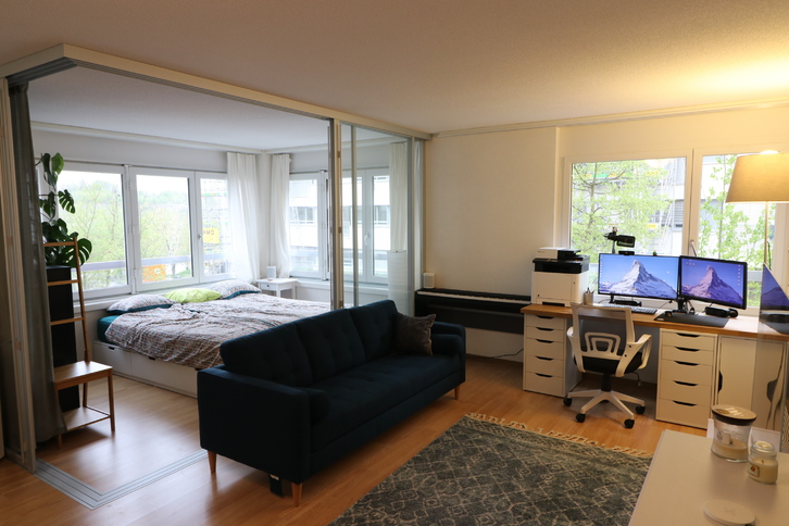 Nachmieter gesucht für 1.5-Zimmer-Wohnung in Olten 4600