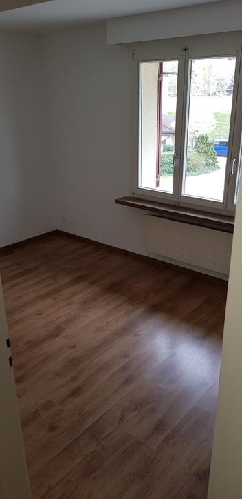 1 Zimmer ab sofort befristet bis Ende Juni  6317 Oberwil b. Zug