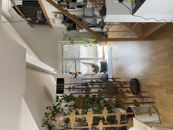 Wunderschöne, moderne 3.5 Dachgeschoss Wohnung mit Gallerie 3