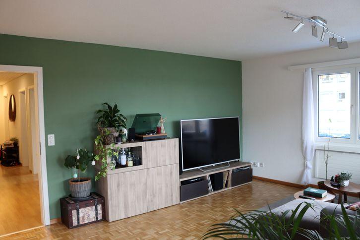 Schöne, helle 4.5-Zimmer-Wohnung in Siebnen SZ 3
