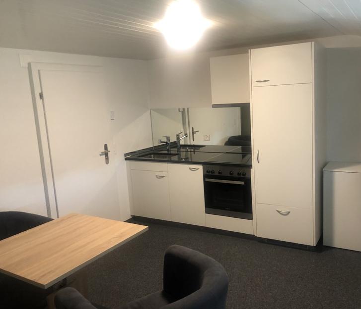 1Zimmer Wohnung mit küche 2