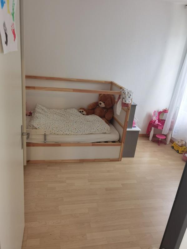 Helle 2 Zimmer Wohnung  2