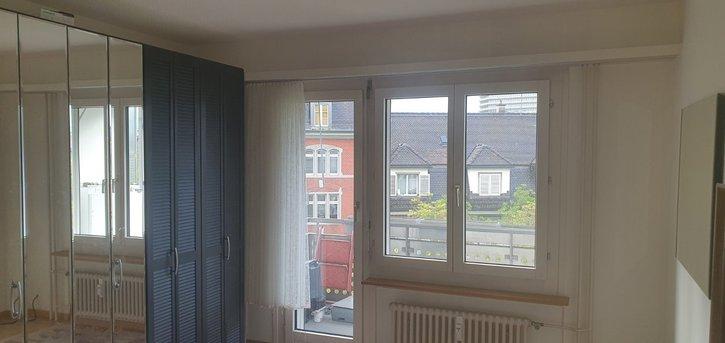 Zimmer in Zürich beim Limmatplatz 2