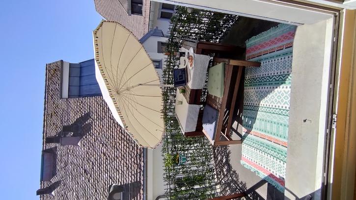 2.5 Zimmer Maisonette mit Balkon mitten in der Altstadt 2