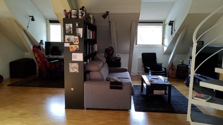 2.5 Zimmer Maisonette mit Balkon mitten in der Altstadt 3