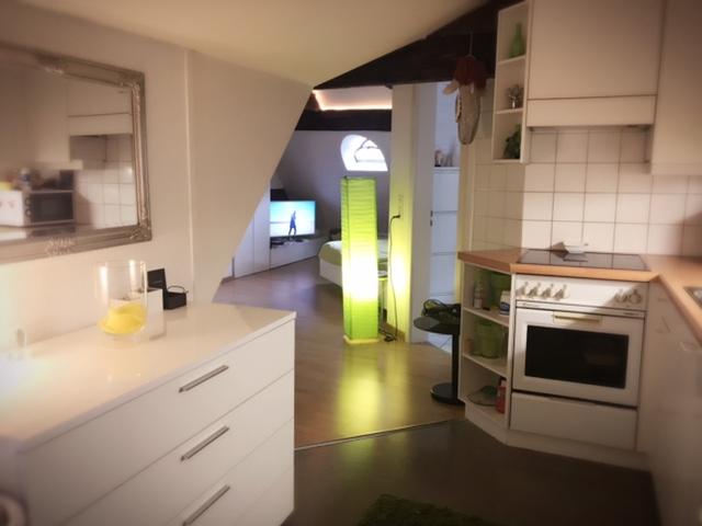 1.5 Zimmer Dachwohnung in der Altstadt Solothurn 4500 Solothurn