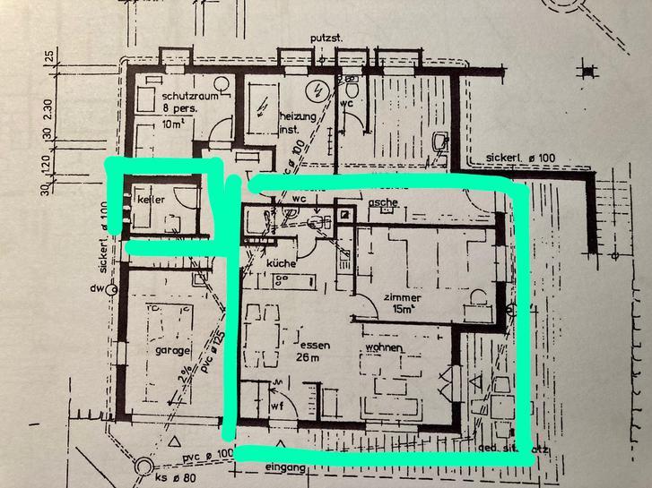 2.5-Zimmer Wohnung 6370 Stans