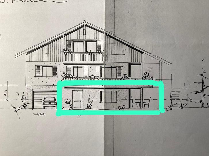2.5-Zimmer Wohnung 2