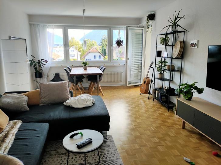 3 1/2 Zimmer, 67m², 2.Stock 3604 Thun