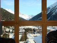 Davos An super Lage Top. möbl. 5.5 Zim. Terrassenwohnung