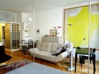 Wohnung 2 Zimmer möbliert von 34m²