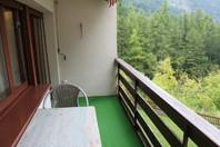 Appartementhaus PANORAMA renovierte 1.5 Zimmerwohnung mit Balkon Südwest und wunderschöner Aussicht