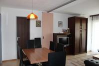 ROYAL grosse 3.5-Zimmer-Eckwohnung im Zentrum von Leukerbad, mit Balkon Süd und Balkon West