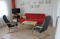 Appartementhaus MAJESTA, helle, sehr gepflegte 3.5 Zimmerwohnung (2.5 Zimmerwohnung+Studio)