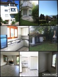 2.5 Gartenterrassen Wohnung in Oberrieden