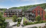 2,5 Zimmer Parterre Wohnung mit grosser Terrasse