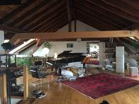 Dachwohnung in Basel Nähe SBB
