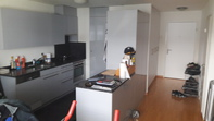 Grosse 2,5 Zimmer Maisonette Wohnung