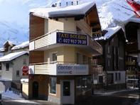Saas-Fee: Studio Jahres-/ Saisonmiete im Dorfzentrum