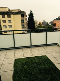 Nachmieter gesucht per 1.11.16 / 4 Zimmer Wohnung, Balkon Küche / Terasse Wohnzimmer