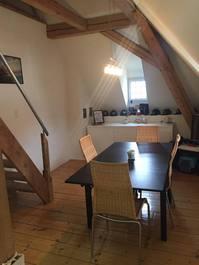 3,5 Zimmer Wohnung über den Dächern von Chur