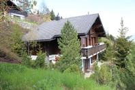 Verkauf: 5.5-Zimmer-Chalet mit Terrasse und schöner Aussicht in Aminona