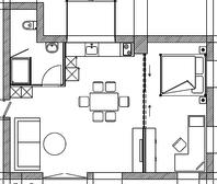Neue schöne Loft-Wohnung / Erstvermietung