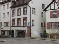 1 1/2 -Zi- Wohnung in Kleinbasler Altstadt, ideal auch als Büro/Praxis