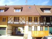 Bijou-6 1/2-Zimmer-Hausteil in ehemaligem Bauernhaus