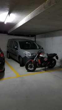 Tiefgarage Parkplatz