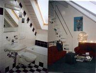 2-Zimmer-Dachwohnung mit Galerie