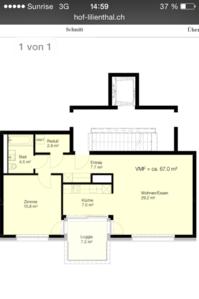 2.5-Zimmer Wohnung