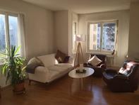 Für Kurzentschlossene: Hübsche 4-Zimmer Altbauwohnung im Kreis 2 inkl. Garage