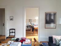 Altbau-Wohnung