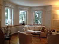 4-Zimmer-Altbauwohnung im Enge Quartier