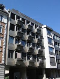 1.5-Zimmer-Wohnung im 1. Obergeschoss