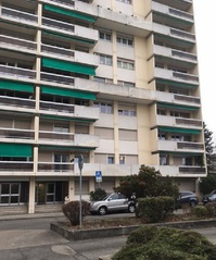 Bel appartement de 2 pièces à proximité des Organi