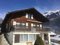 4 Zimmer Wohnung in Lauterbrunnen
