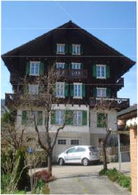 1 Zimmer in 4Zi-Wg / Langnau am Albis / ZH